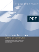 Canadian Business' Families