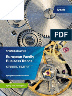 European Family Business Trends 2015