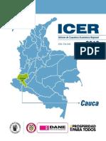 Icer Cauca 2013
