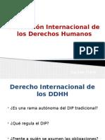 Sistema Interamericano de Protección de Los Derechos Humanos (1)