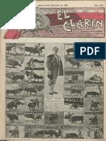 El Clarín (Valencia). 25-12-1926