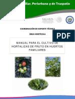 Hortalizas Fruto