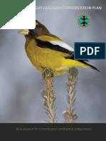 Partners In Flight Landbird Conservation Plan