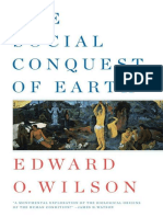 The Social Conquest of Earth-Edward O. Wilson-Liveright (2012)