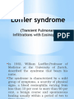 Löffler Syndrome