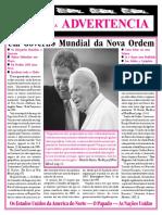 Portuguese EFW - A Última Advertência