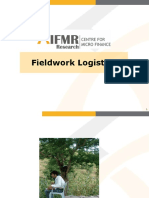 2 Fieldwork Logistics