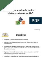 Estructura y Diseño de Los Sistemas de Costes_ABC