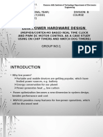 Low Power Hardware Design