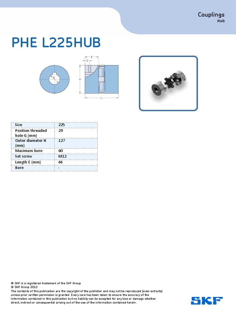 Phe l225hub