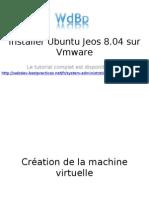 Virtualization Ubuntu Jeos 8.04 Vmware