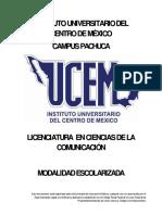 Lic. Ciencias de La Comunicación Pachuca(1)
