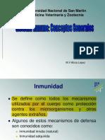 Sistema Inmune Conceptos Generales