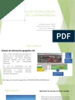Desarrollos Tecnologicos de La Bioingenieria