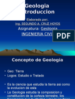 Introduccion a La-geologia