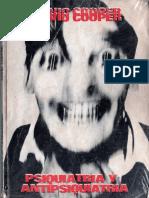 Psiquiatria y Antipsiquiatria David Cooper 1967