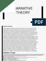 Narrative Theory Full