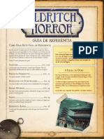 ELDRITCH HORROR - Guia de Referência