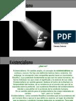 Presentación Existencialismo