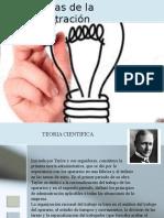 Tema 2 Teorias Administrativas