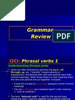 i2ci Grammar 10 Phrasal Verbs