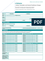 Reg 2-Primary Care Claim Form-31 Oct 2008