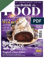 Great British Food December 2015