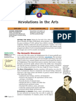 Ch 24 Sec 4 - Revolution in the Arts