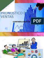 Pronostico de Ventas