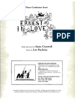 Ernest in Love - PC Score