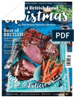 Great British Food - November 2016