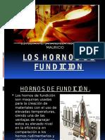 Los Hornos de Fundicion