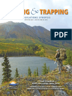 Hunting TrappingSynopsis 2014 2016