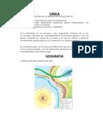 Civica y Geografia