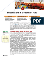 Ch 27 Sec 5 - Imperialism in Southeast Asia