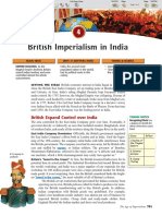 Ch 27 Sec 4 - British Imperialism in India