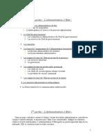 2 L'Administration d'Etat. Document de Lami El Maati