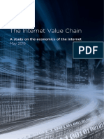 GSMA the Internet Value Chain WEB