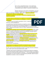 Interpretacion de Didactica y Curriculum