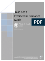 FINAL NASS 2012 Primaries Guide Jan12