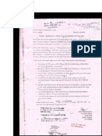 Proctor Office Denies LIU Exists-RTI Reply