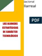 Alianza Estratégica de Caracter Tecnológico