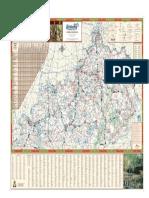 2016 Kentucky Highway Map