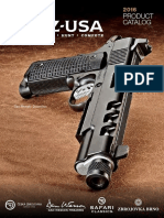 Cz Usa 2016 Product Catalog