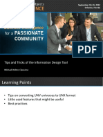 0612 Tips and Tricks for the SAP BusinessObjects Information Design Tool