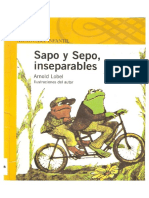 Sapo y Sepo Inseparables - Arnold Lobel