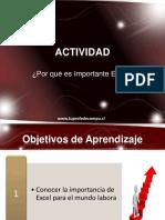 Lectura 5 Excel