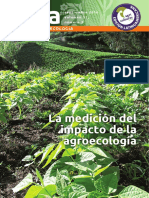 La medición del impacto de la agroecología. Revista LEISA Volumen 32 N° 3