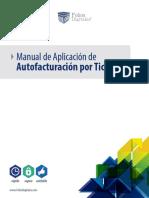 Manual Tickets Timbrado FD 2015
