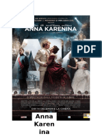Anna Karenina - Cronica